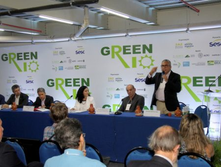 Christino Áureo apresenta resultados do programa Rio Rural no Green Rio