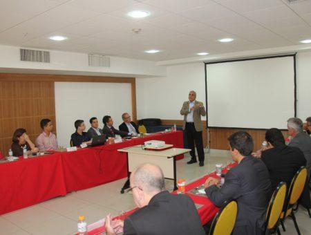 Deputado federal Christino Áureo se reúne com representantes do setor de Óleo e Gás