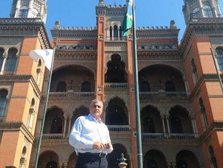 Christino destaca a importância da Fiocruz para a saúde