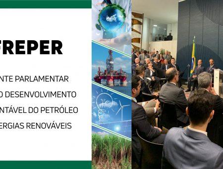 Frente parlamentar reúne petróleo e energias renováveis